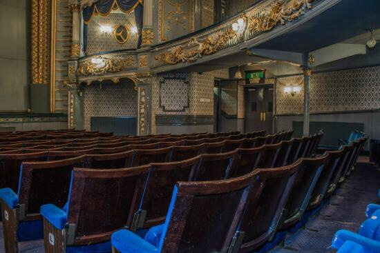 Newcastle upon Tyne, Tyne Theatre, Tyne Theatre and Opera House, Newcastle theatre
