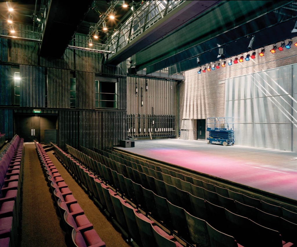 Northern Stage, Newcastle upon Tyne, Theatre, Newcastle theatre