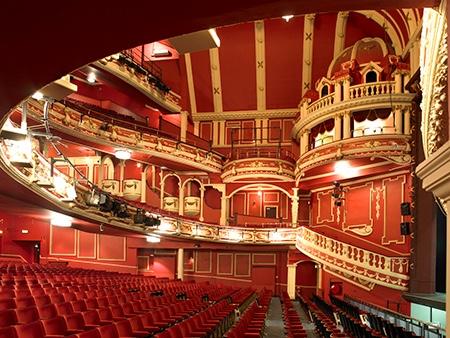 Sunderland Empire, Sunderland, Theatre, Sunderland Theatre