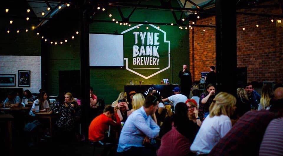 Tyne Bank Brewery, Tyne bank tap, Tyne Bank Brewery and Tap, Tyne bank brew and tap room, breweries in Newcastle, local breweries in Newcastle, independent Newcastle breweries, independent music venues Newcastle, puppy social events, puppy social Newcastle, support local venues Newcastle, tickets in Newcastle, food and drinks Newcastle, Hoults Yard food and drink, Hoults Ya