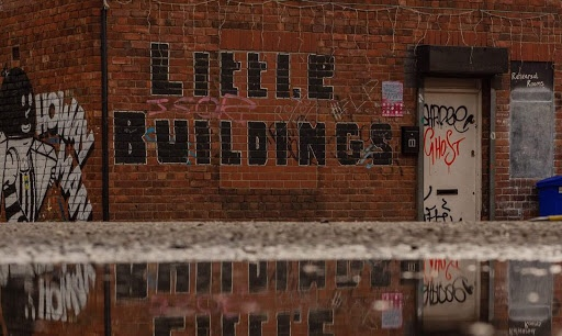 The Little Buildings, The Little Buildings Newcastle, little buildings Newcastle, little buildings independent music venue, independent music venues in Newcastle, Newcastle upon Tyne, gig tickets Newcastle, tickets in Newcastle, little building, music venues in Ouseburn, little Buildings Stepney Bank, small music venues Newcastle, smallest music venue in Newcastle, award winning music venues Newcastle